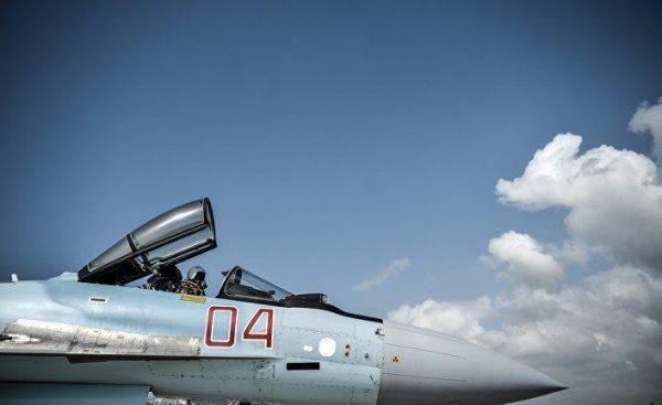 Попутный ветер российских ВВС: Победа на линии Дамаск-Дейр-эз-Зор