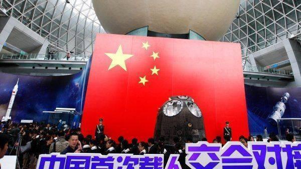 Китай рвется к звездам