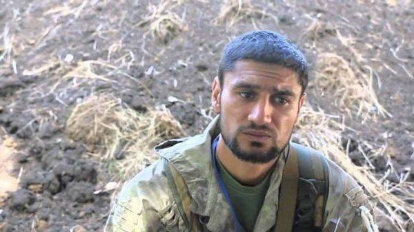 Ополченец Абдулла: Теперь во мне течёт кровь всей Новороссии