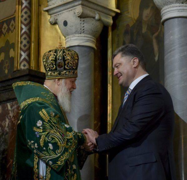 Появится ли в Украине собственная церковь, как это обещает Порошенко?