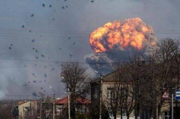 У Украины осталось всего 12 арсеналов