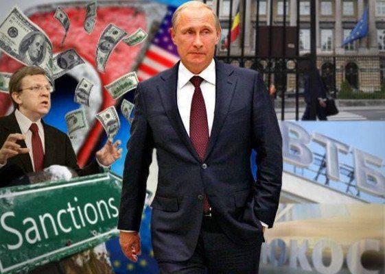 Западное СМИ: Россия вышла победителем из санкций, ЕС теряет миллиарды