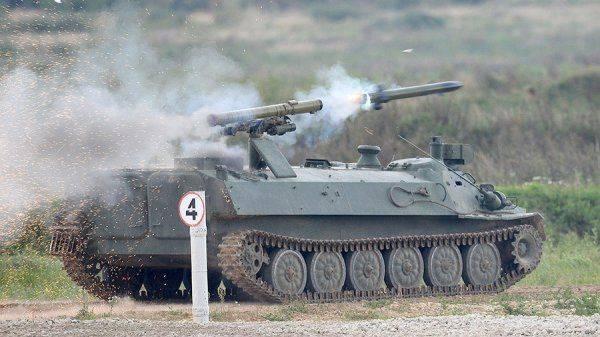 Российскую пехоту закроет противотанковая стена