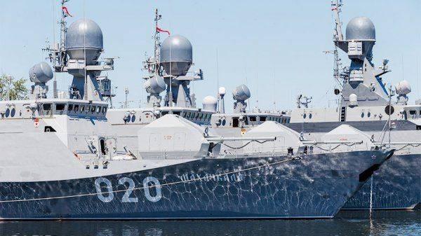 Каспийской флотилии построят новую базу