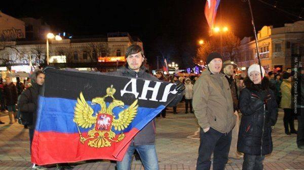 Продались за гречку: на Украине нашли способ «отнять» Донбасс у «России»