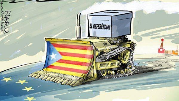 Испанию тоже мы развалили