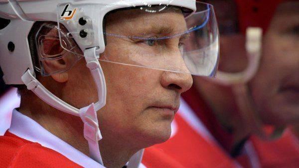 Владимир Путин – сбывшийся шанс России