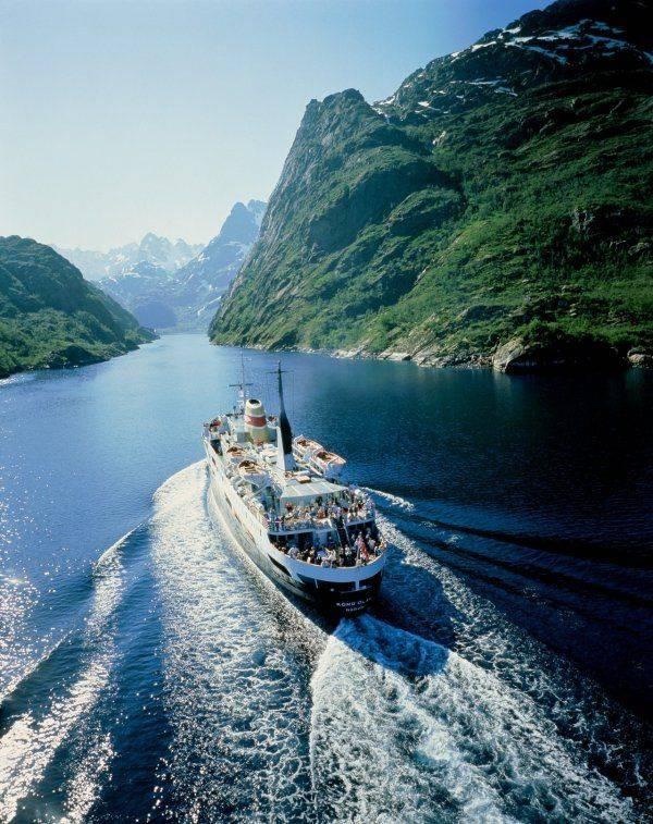 Страны, где жизнь на круизном лайнере дешевле пребывания на суше