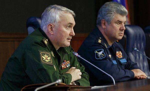 Остается восхищаться российскими генералами