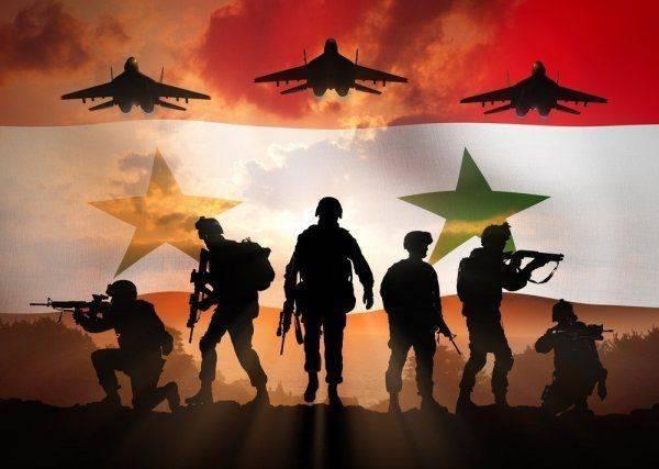Ирак и Сирия объединили армии для разгрома ИГ в Дейр-эз-Зоре