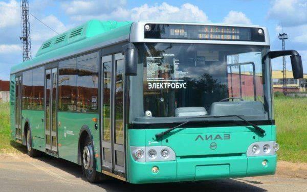 Москва готовится к переходу на электробусы