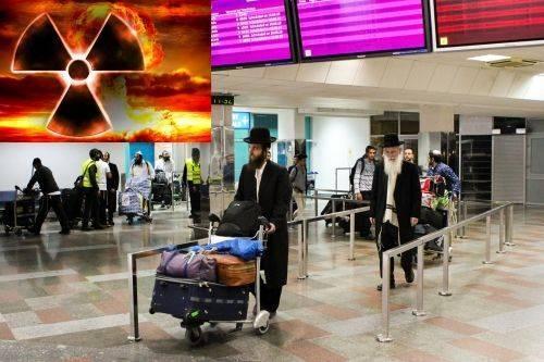 Раввины призывают евреев срочно ехать в Израиль. Кто не приедет, тот не спасется