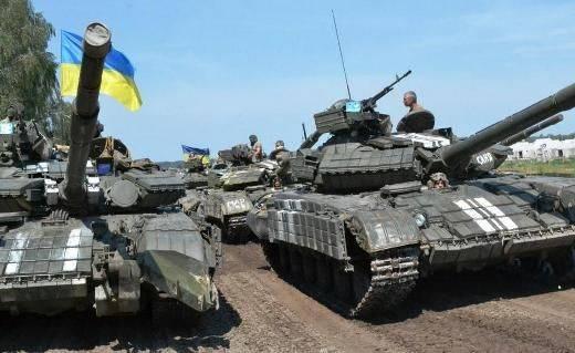 5 танковых бригад Украины грозятся намотать на гусеницы ЛДНР