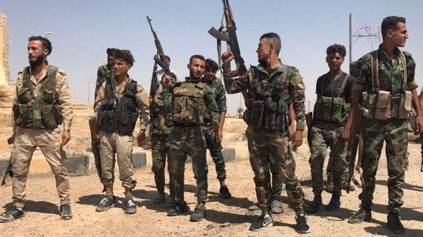 Армия Сирии окружила последний оплот ИГ в стране