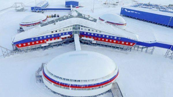 Ледяная война в Арктике. Россия создала мощную группировку