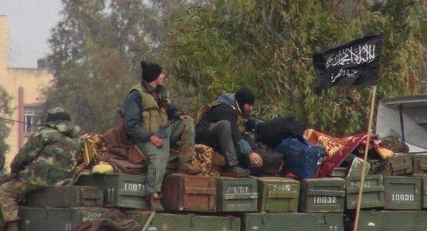 «Джебхат-Ан-Нусра» - гнойник на юге Сирии