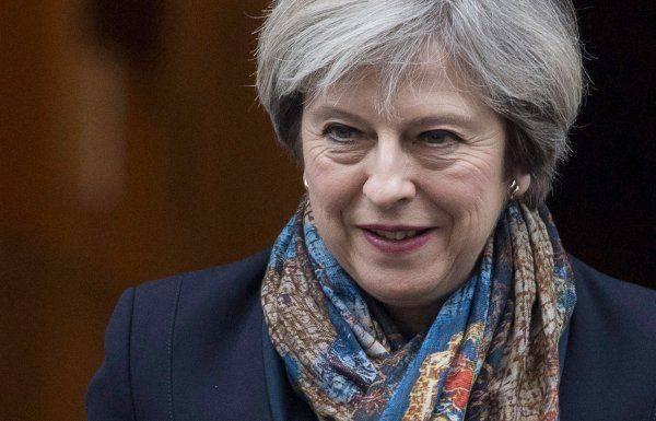 Премьер Британии Тереза Мей: «Мы не хотим холодной войны с Россией»