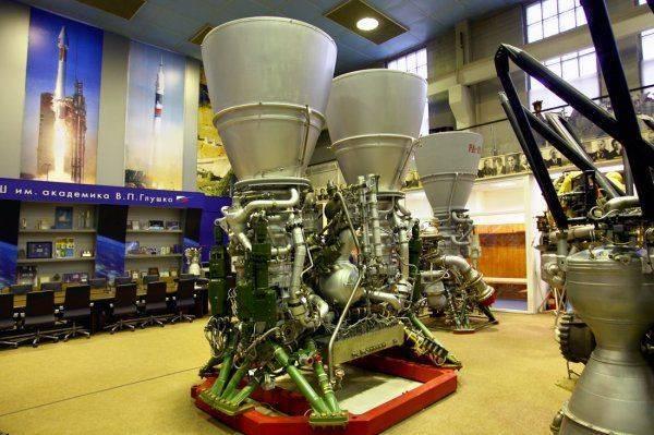 В «Роскомсосе» дан старт разработке передового двигателя РД-171МВ