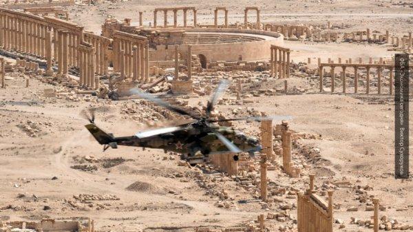 Битва на пяти холмах: сирийские войска и ВКС России сокрушили оборону боевиков в западном Дамаске