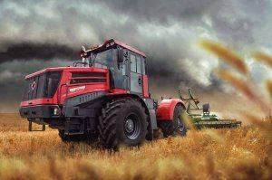 Новейший российский трактор К-424 восхитил Запад