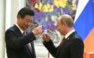 Россия и Китай придумали, как «опрокинуть» доллар