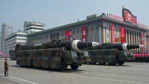 Молчание прервано: КНДР осуществила новый ракетный пуск