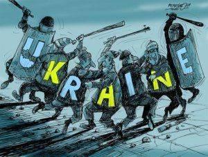 Гнилая Украина...