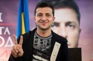 Зеленского - в президенты! Запрет «Сватов» может привести клоуна в политику