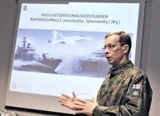«Искандеры» не против Финляндии, а против НАТО
