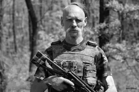 Донбасс: Уничтожен один из самых опытных боевиков «Правого сектора»