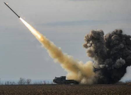 """Украина обстреляла ракетами """"Ольха"""" заповедник ЮНЕСКО"""