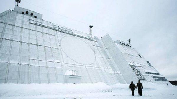 В России завершили создание замкнутого радиолокационного поля