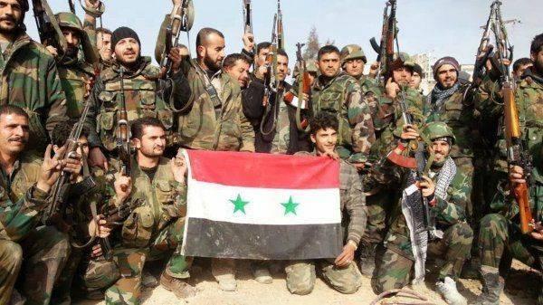 Армия Сирии завершает операцию по уничтожению ИГИЛ