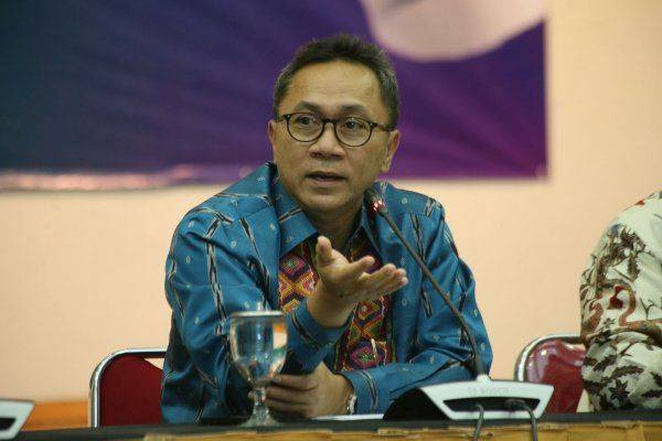 Спикер парламента Индонезии Зулькифли Хасан: «Путин – мой кумир»