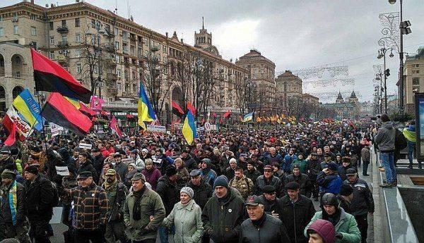 Почему больше не жаль Киев