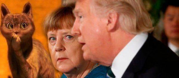 Германия потребовала независимости от США