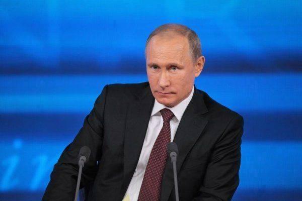 Путин: «Я буду выдвигать свою кандидатуру на выборах президента»