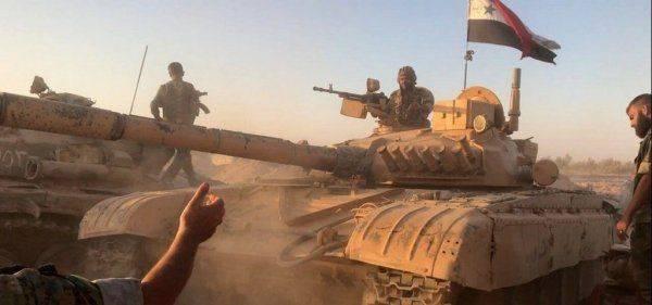 На чужом горбу в сирийский рай: Вашингтон присвоил успехи Дамаска