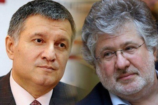 Беня+Сеня: Аваков и Коломойский встретились в Париже для обсуждения майдана-3