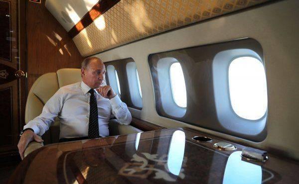 «Тройной прыжок» Путина