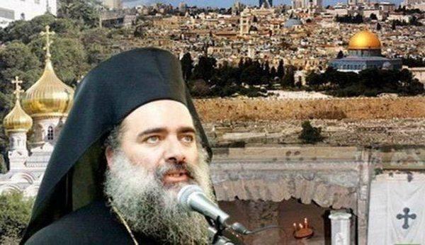 Христианские церкви за «открытый для всех» Иерусалим.
