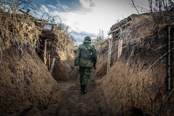 Три сценария: как пройдет война на Донбассе в 2018 году