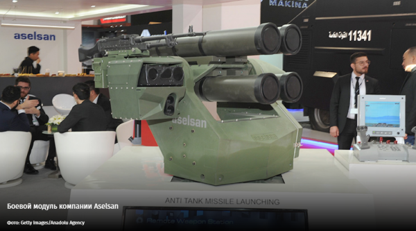 Кто снимет сливки с оружейных контрактов на Ближнем Востоке