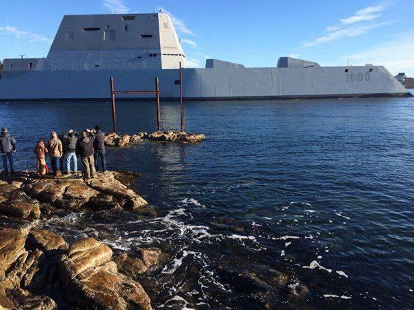 Текут и ломаются. Почему самые дорогие корабли НАТО оказались ненадежными