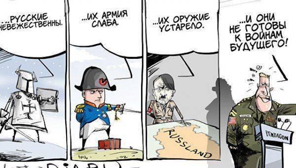 """Надежная защита страны: Россия будет развивать """"умную"""" армию"""