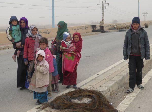 Главное, чтобы не было войны: жители восточного Евфрата благодарят за помощь российских военных