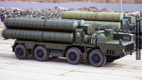 С-400 «Триумф» будут переданы Китаю досрочно в ответ на учения США и Южной Кореи