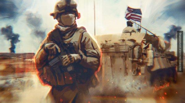 Лавров рассказал, чем чревато военное присутствие армии США в Сирии