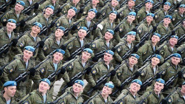 Россияне об армии…
