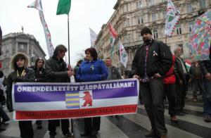 Закарпатские венгры требуют автономии: Еще один конфликт на Украине?
